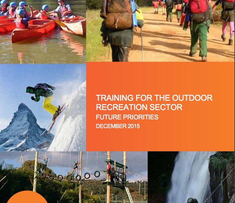 Outdoor Recreation Stakeholders Forum