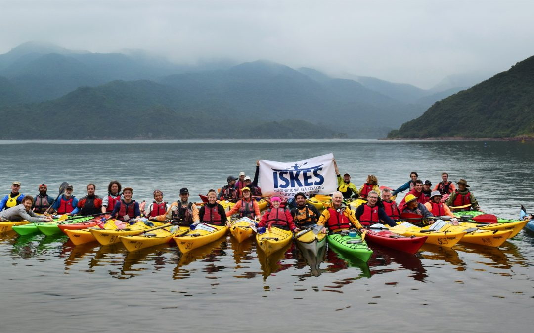 Exciting registration news from Sea Kayaking Educators Symposium (ISKES)