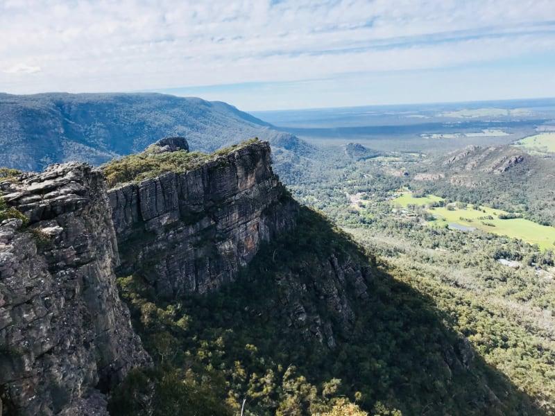 Climbing ban in Grampians (Gariwerd):  OV response
