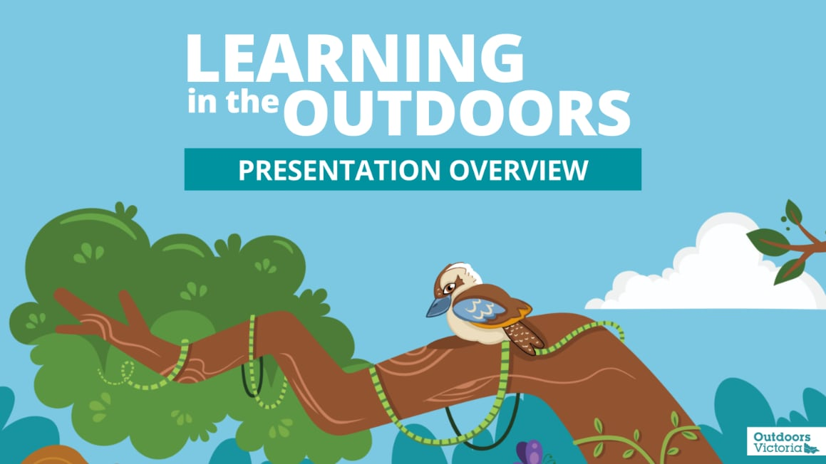 Learning in the Outdoors Toolkit Presentation