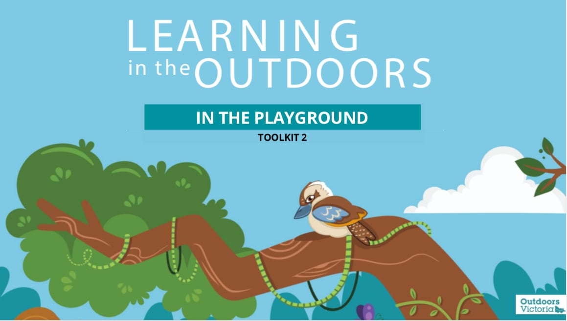 Learning in the Outdoors Toolkit 2 : In the Playground