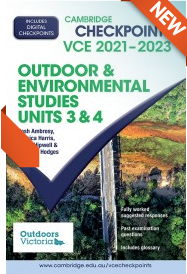 Front cover of the Outdoor & Environmental Studies Units 3 & 4