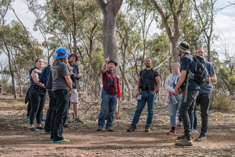 Nature Stewards Autumn 2021 programs intake now closed
